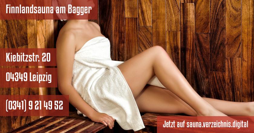 Finnlandsauna am Bagger auf sauna.verzeichnis.digital